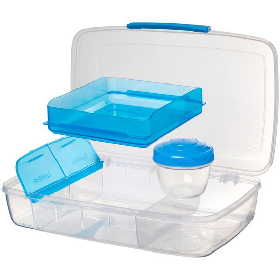 sistema® to go Bento Box, Lunchbox 1,76 l