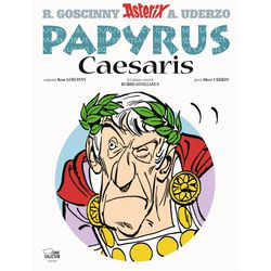 Asterix Papyrus des Cäsar – Latein